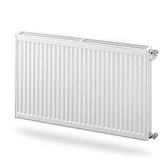 Сталевий радіатор, бокове підключення, 33 тип, 900х1600 мм (шт.)