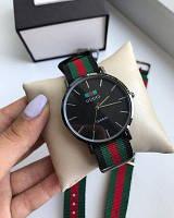 Ручные часы Gucci 6549 черные