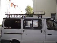 Багажник на микроавтобус Big Weight