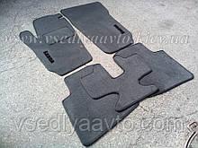 Ворсовые коврики в салон SKODA Roomster (Серые)