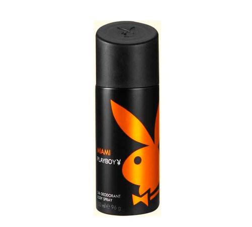 "Playboy ""Miami"" дезодорант 150 ml"