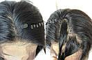 💎 Парик из натуральных волос женский, ровный волос 💎, фото 7