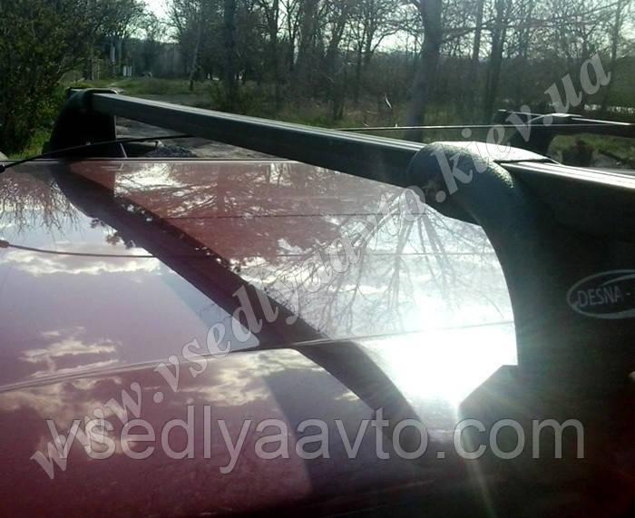 Багажники на крышу Hyundai Accent хетчбэк с 2007-