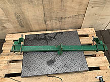 Двойная сцепка к мотоблоку (ширина 93 см), фото 3