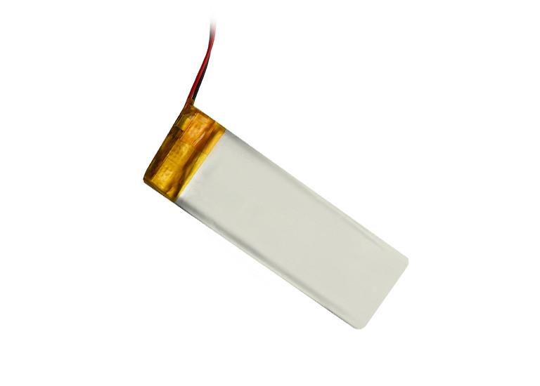 Аккумулятор литий-полимерный 3,7V 400mAh