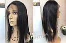 💎Натуральный парик 60 см., на сетке с имитацией кожи головы 💎, фото 2
