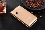 Мобильный телефон Unruly U515 gold 2 сим, фото 4