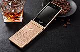 Мобильный телефон Unruly U515 gold 2 сим, фото 5