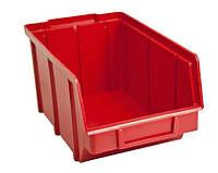 Ящик пластиковый 701 ЦВЕТНОЙ, с размерами ДхШхВ 230х140х125 мм