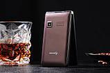 Мобильный телефон Unruly U515 coffe 2 сим, фото 2