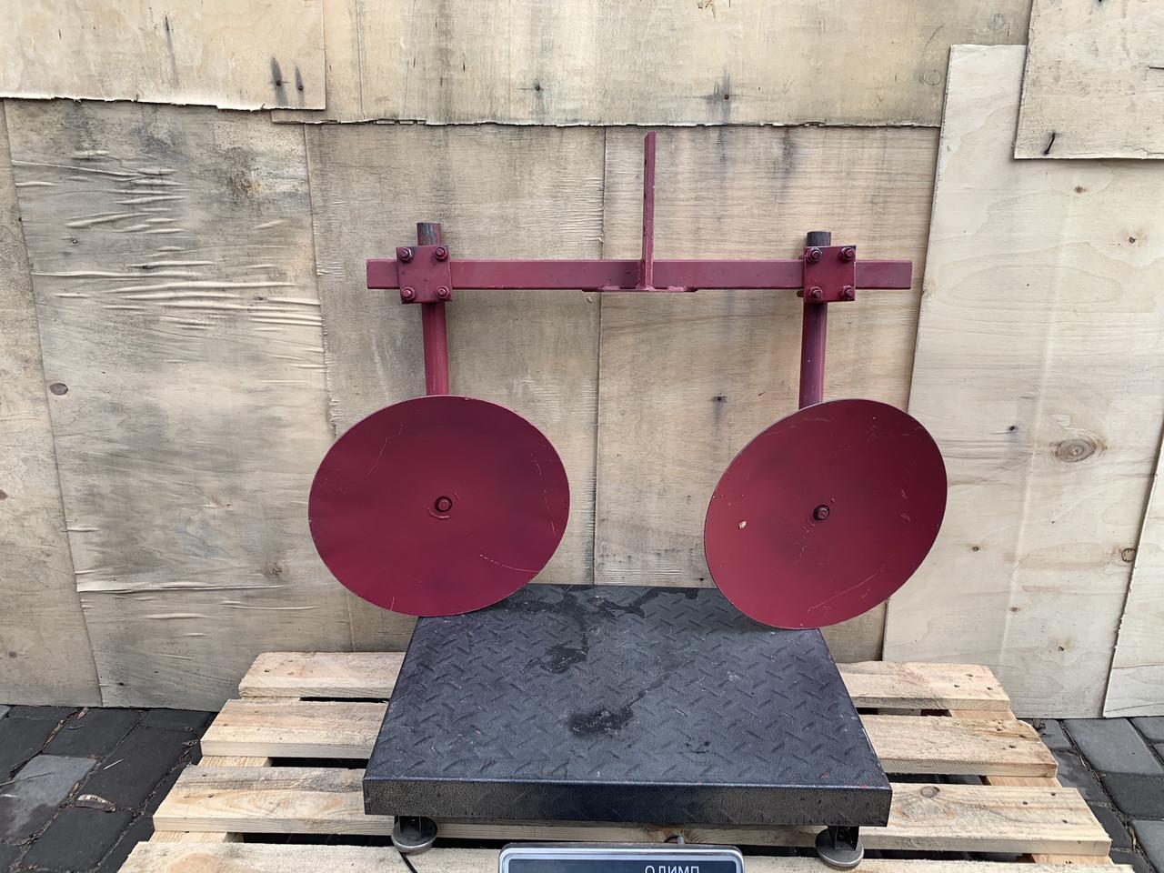 Дисковый окучник Ø 420мм