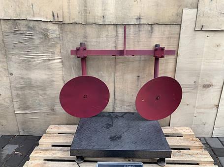 Дисковый окучник Ø 420мм , фото 2