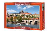 Пазл Прага Касторленд 1000, 2426