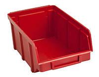 Ящик пластиковый 702 ЦВЕТНОЙ, с размерами ДхШхВ 155х100х75 мм