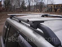 Багажники аэродинамические на рейлинги Hyundai Elantra с 1996 г.