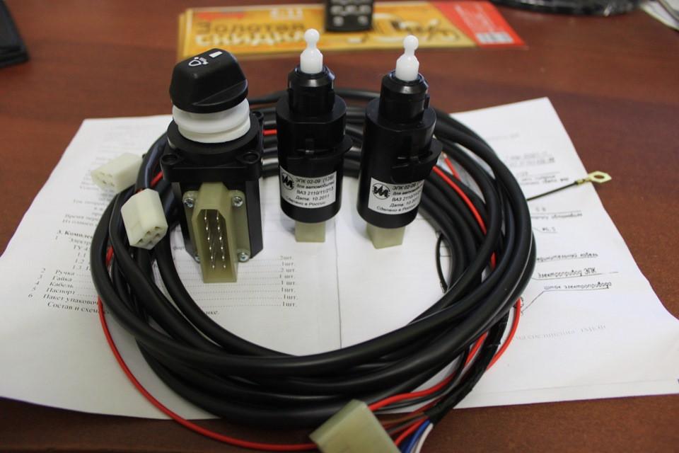 Електрокоректор фар Ваз 2110, 2111, 2112 АвтоВаз