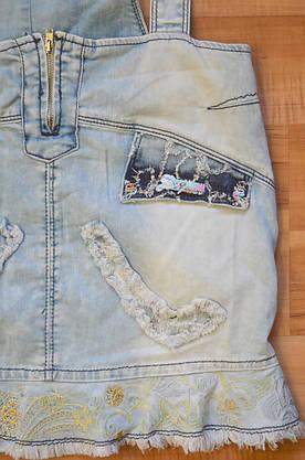 Женский комбинезон (юбка), фото 3