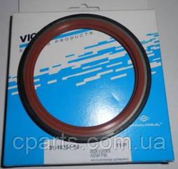 Сальник коленвала задний Dacia Logan MCV 1.4-1.6 (Victor Reinz 81-18304-50)(высокое качество)