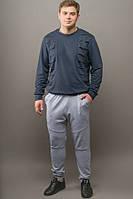 Мужские спортивные штаны Лотос (серый)