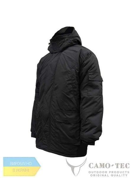 Утепленные костюмы Taslan Camotec черные