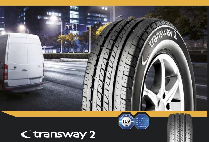 Летняя шина 225/70R15C 112/110R Lassa Transway 2