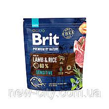 Brit Premium Sensitive  Lamb & Rice 1 kg