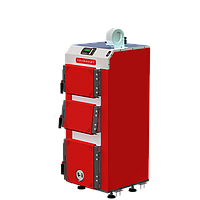 Котел длительного горения TatraMet Uni 12 кВт (сталь 6 мм), фото 1