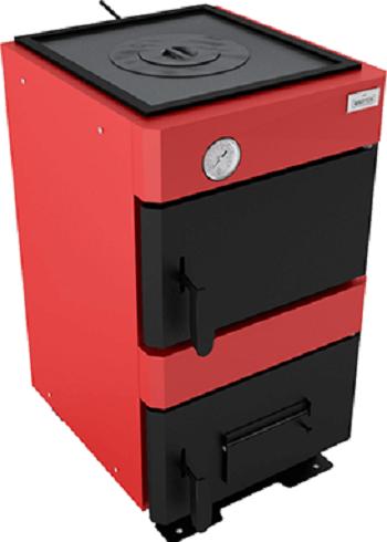 Купить Твердотопливный котел Marten Base-12 кВт (с плитой)