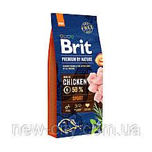 Brit Premium Dog Sport 15 kg