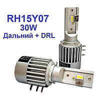 Светодиодные лампы ALed R H15 6000K 30W RH15Y07 (пара)