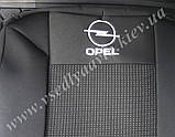 Авточехлы OPEL Vivaro (1+2) с 2001 г., фото 2