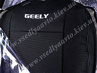 Авточехлы GEELY GC5 седан