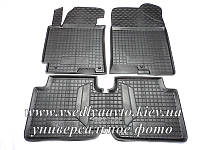 Передние коврики AUDI A7 (G4) Sportback с 2010 г. (Avto-Gumm)