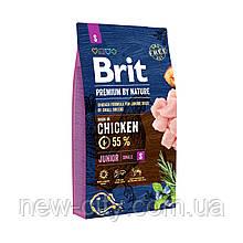 Brit Premium Dog Junior S 8kg