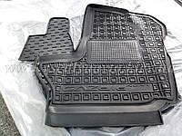 Водительский коврик Газель Next (Avto-gumm)(ручка КП - сверху на панели)