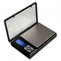 Ювелірні ваги у вигляді блокнота до 500г (крок 0,01), фото 1
