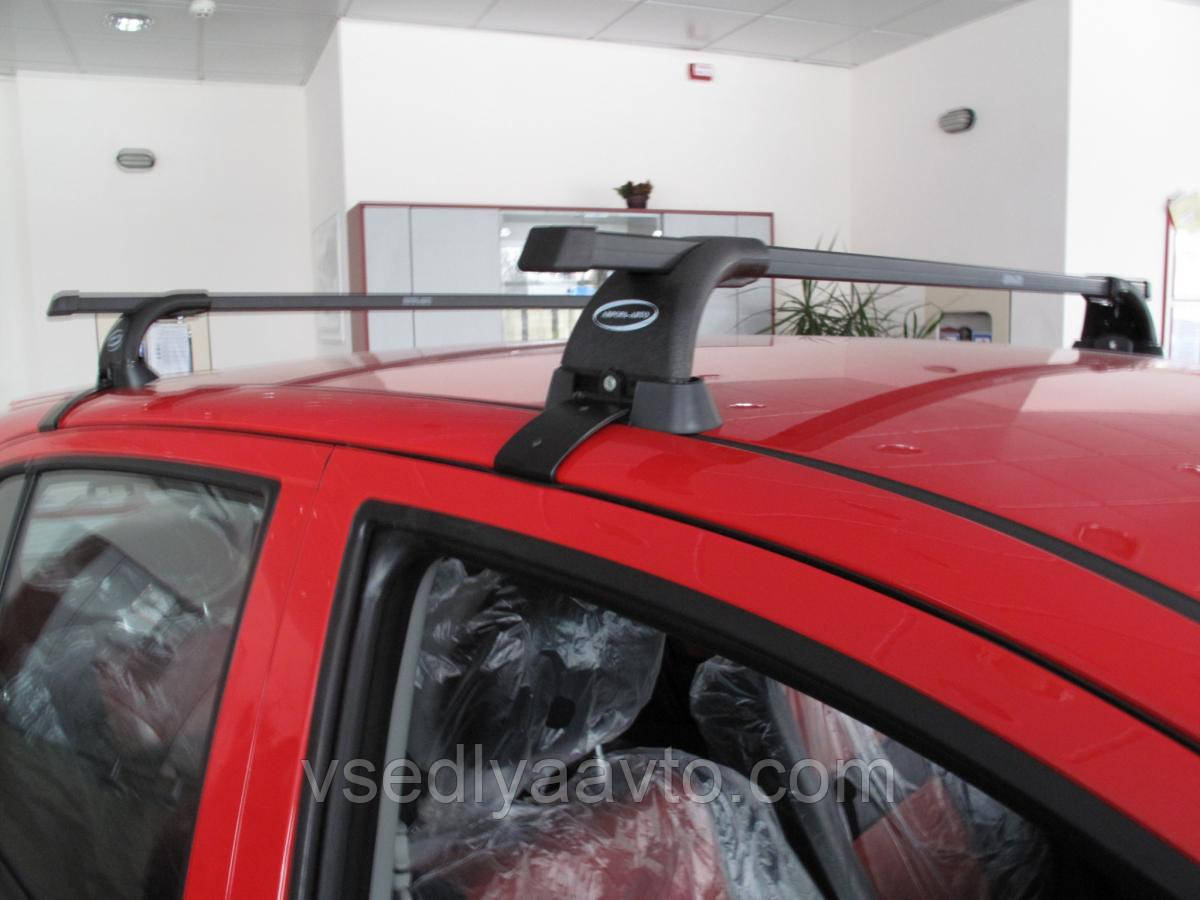 Багажники на крышу Hyundai Sonata с 2012 г.