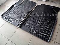 Передние коврики Kia Stonic с 2017 г. (Avto-gumm)