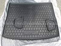 Коврик в багажник Hyundai Creta (Avto-Gumm) полиуретан