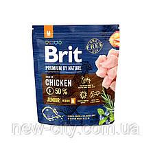 Brit Premium Dog Junior M 1kg