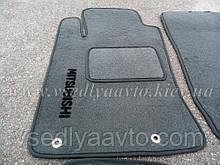 Водительский ворсовый коврик MITSUBISHI L200 (2006-2015)