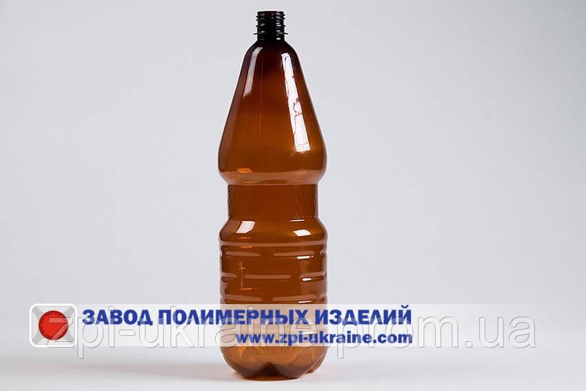 Бутылка пивная « Море Пива » 2л. - Завод Полимерных Изделий  в Одессе