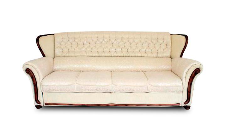 Четырехместный диван Сеньор