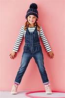 Брюки, джинсы A-yugi для девочек