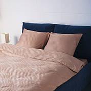 Полуторное постельное белье Полоска ТЕП Restline