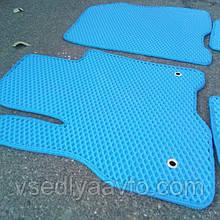 Передние коврики в салон для Nissan Leaf (EVA)
