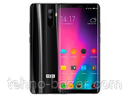 Смартфон Elephone U 6/128gb Black MediaTek Helio P23 (MT6753) 3620 мАч