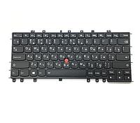 Клавиатура ноутбука Lenovo YogaS1 NB_KYB TP_YOGA12,RU,CHY,Backlit