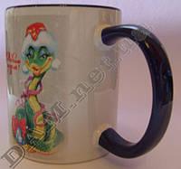 Печать фотографий на чашках