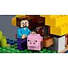 """Конструктор """"Фермерский коттедж"""" Minecraft 10813 560 деталей, фото 6"""